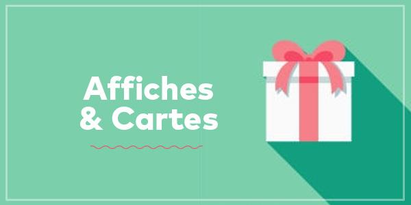 Sélection Affiches Cartes